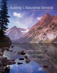 Auditing & Assurance Services + Connect Plus