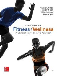 Concepts of Fitness and Wellness + Connect