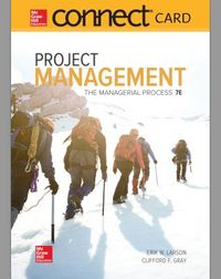 Project Management McGraw-Hill Connect Access Code
