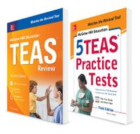 Mcgraw-hill Education Teas 2-book Value Pack
