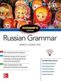 Schaum's Outlines Russian Grammar
