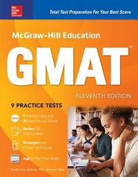 McGraw-Hill Education GMAT 2018