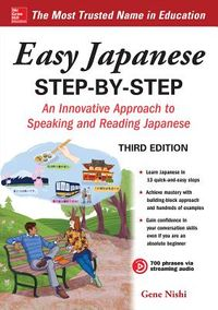 Easy Japanese Step-by-step