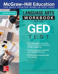 McGraw-Hill Education Reasoning Through Language Arts (RLA) Workbook for the GED Test