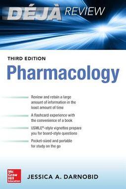 Deja Review Pharmacology