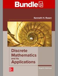 Discrete Mathematics and Its Applications With Connect Access Card