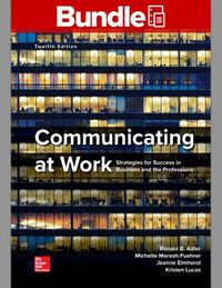 Communicating at Work + Connect Access Card