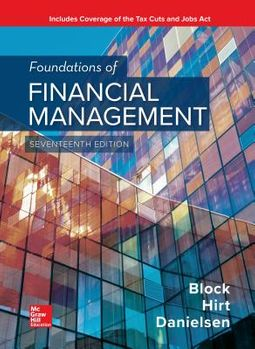 Foundations of Financial Management + Connect Access Card