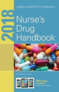 Nurse's Drug Handbook 2018