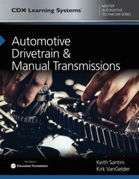 Automotive Drivetrain & Manual Transmissions