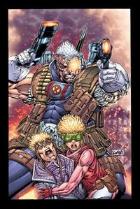 X-Force Epic Collection 1
