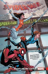 Amazing Spider-Man Renew Your Vows 3