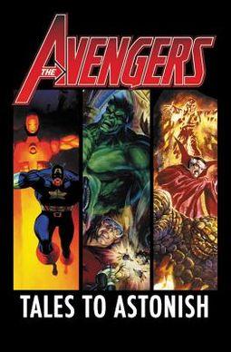 Avengers Tales to Astonish