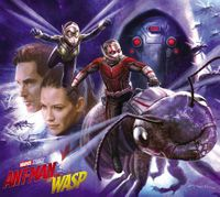 The Art of Marvel Studios Ant-Man and the Wasp