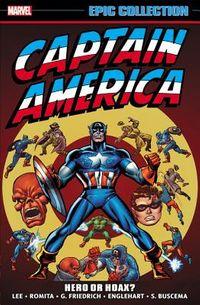 Captain America Epic Collection 4