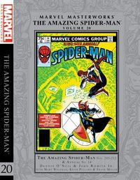 Marvel Masterworks the Amazing Spider-Man 20