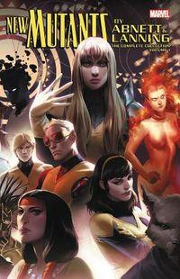 New Mutants by Abnett & Lanning 1