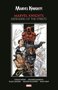 Marvel Knights Defenders of the Streets