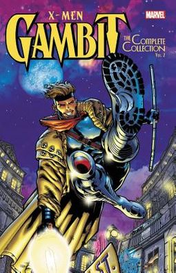 X-men Gambit the Complete Collection 2
