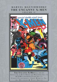 Marvel Masterworks - the Uncanny X-men 11