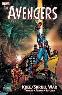 The Avengers Kree/Skrull War