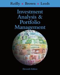Investment Analysis & Portfolio Management