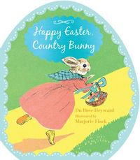 Happy Easter, Country Bunny