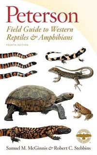 Peterson Field Guide to Western Reptiles and Amphibians