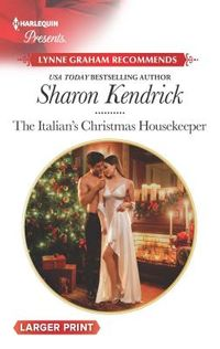 The Italian's Christmas Housekeeper