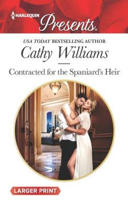 Contracted for the Spaniard's Heir