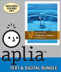 Corporate Finance + Aplia, 1 Term Access Card