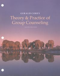 Theory & Practice of Group Counseling + Student Manual / MindTap Counseling, Access Card
