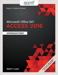 Microsoft Office 365 & Access 2016 + Sam 365 & 2016 Assessments, Trainings, and Projects With 2 Mindtap Reader Access Card