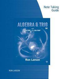 Note Taking Guide Algebra and Trigonometry