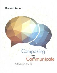 Composing to Communicate + Overview Updates from the MLA Handbook