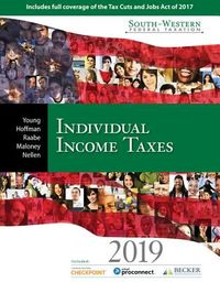 South-Western Federal Taxation Individual Income Taxes 2019