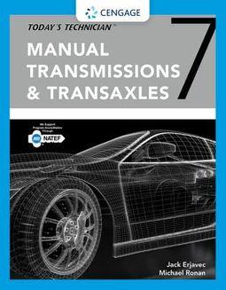 Manual Transmissions & Transaxles Classroom Manual + Manual Transmissions & Transaxles Shop Manual