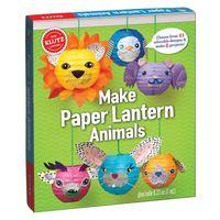 Make Paper Lantern Animals