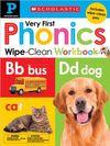My Very First Phonics Wipe Clean Workbook Pre-K