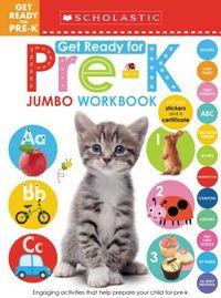 Get Ready for Pre-K Jumbo Workbook