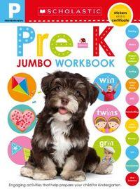 Jumbo Pre-K Workbook