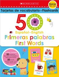 50 Espanol-English Primeras Palabras First Words