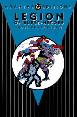 Legion of Super-Heroes Archive 13