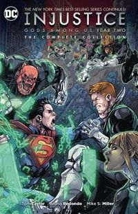 Injustice Gods Among Us Year Two