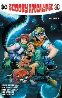 Scooby Apocalypse 4