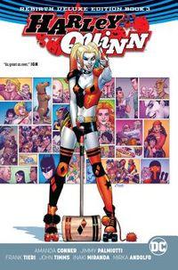 Harley Quinn Rebirth 3