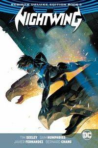 Nightwing The Rebirth 3