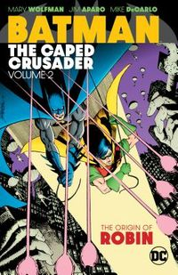 Batman the Caped Crusader 2