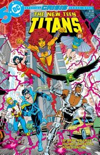 The New Teen Titans 10