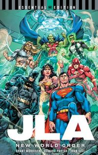 JLA New World Order